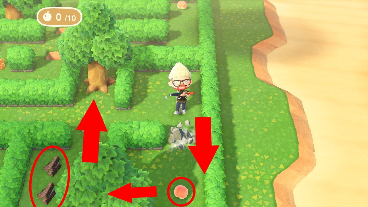 How to solve the may day maze 2021 animal crossing new horizons
