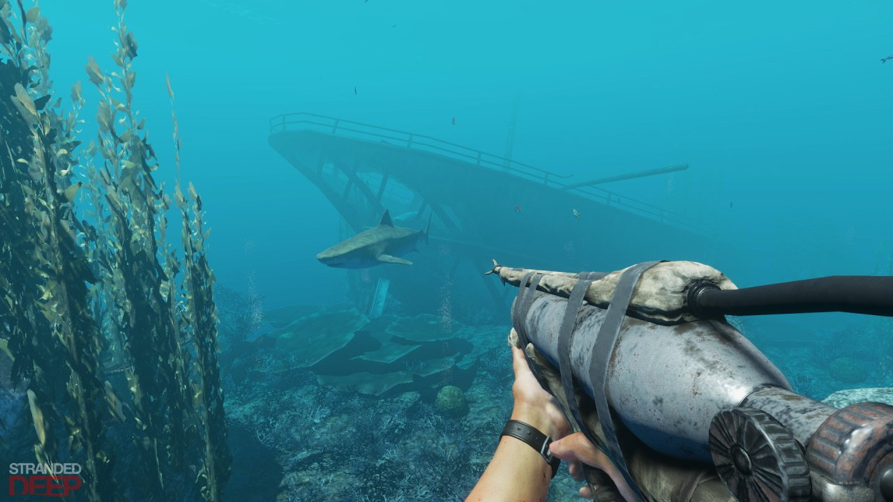 PS Plus games may 2021 stranded deep
