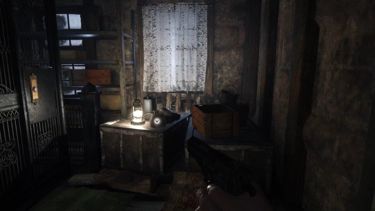 Castle treasure locations resident evil village demo