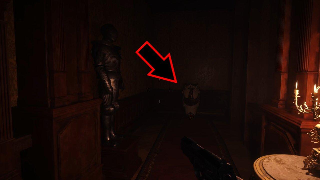 Resident Evil Village demo castle treasure locations