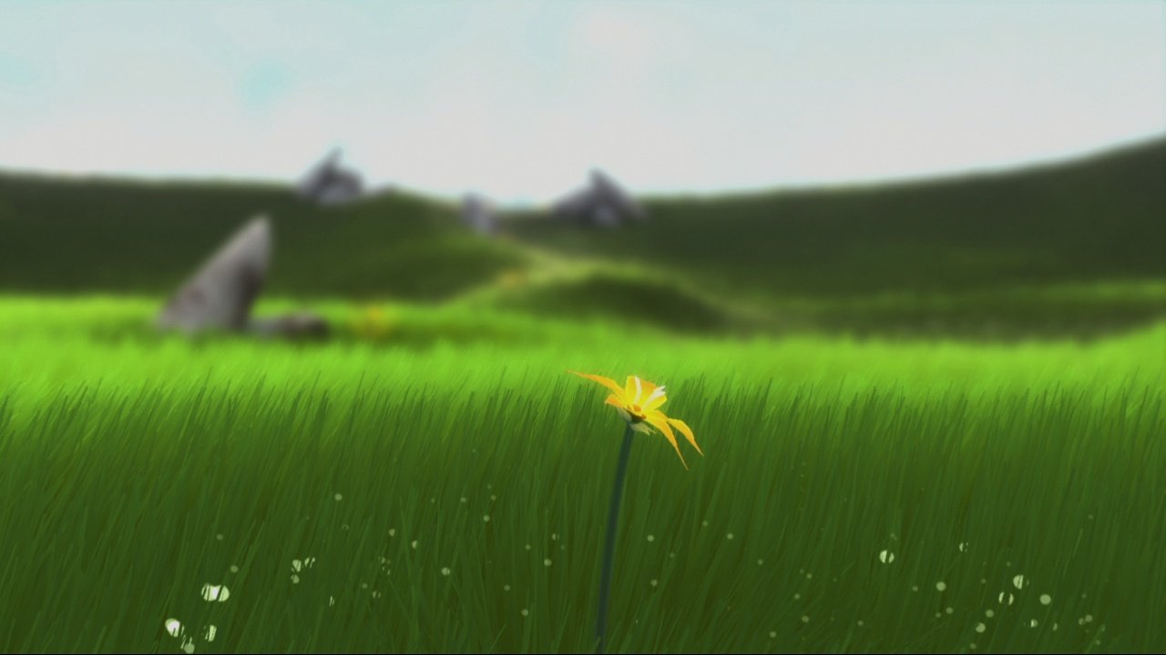 spring vibe video games flower