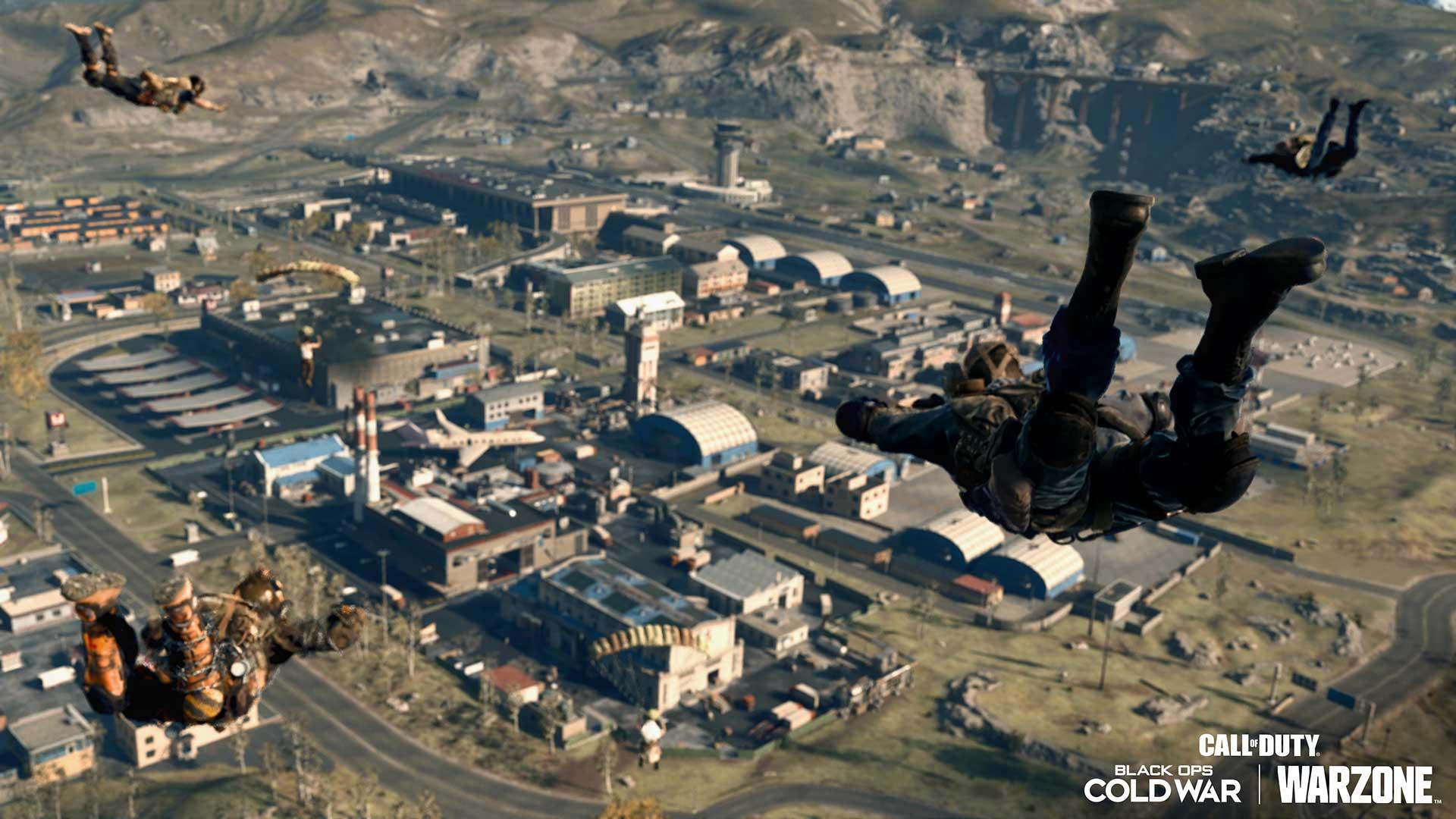 Warzone season 3 changes 84 verdansk factory