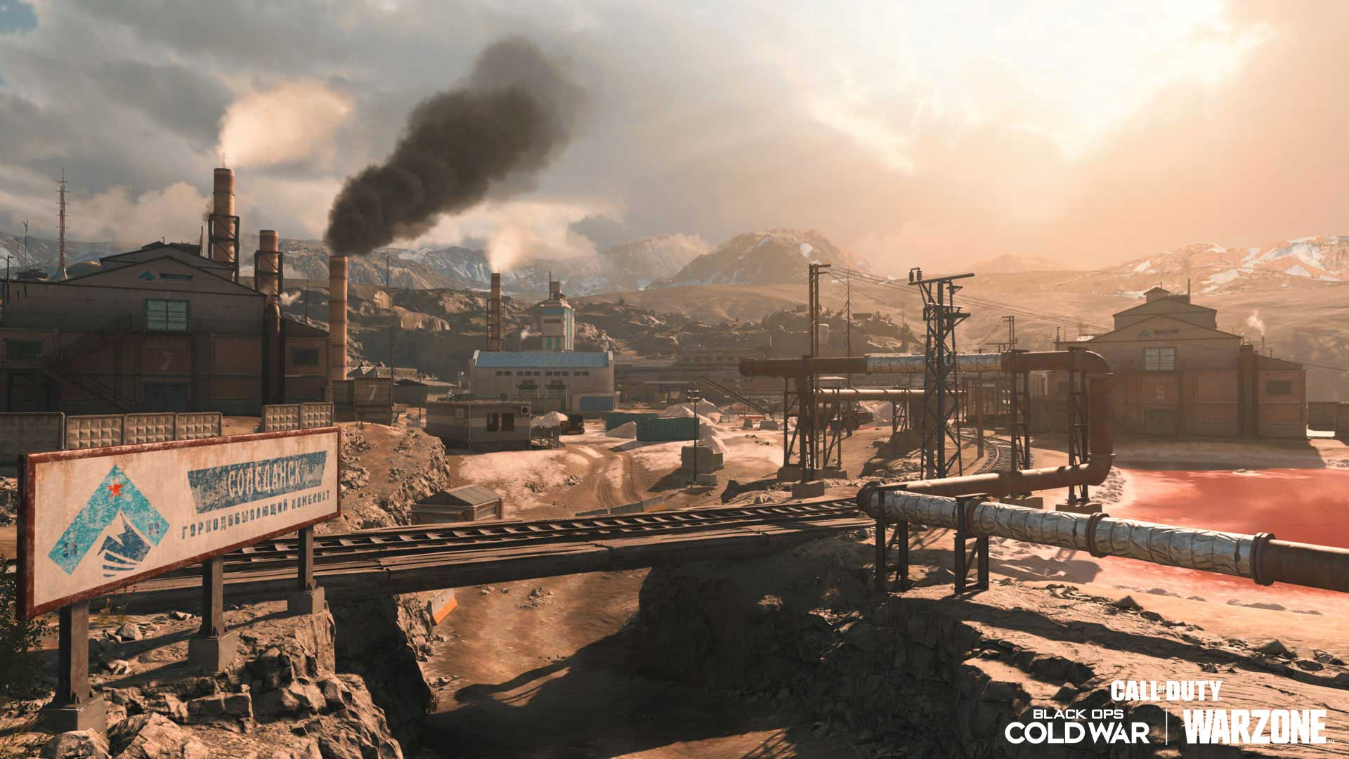 Warzone season 3 map changes salt mine
