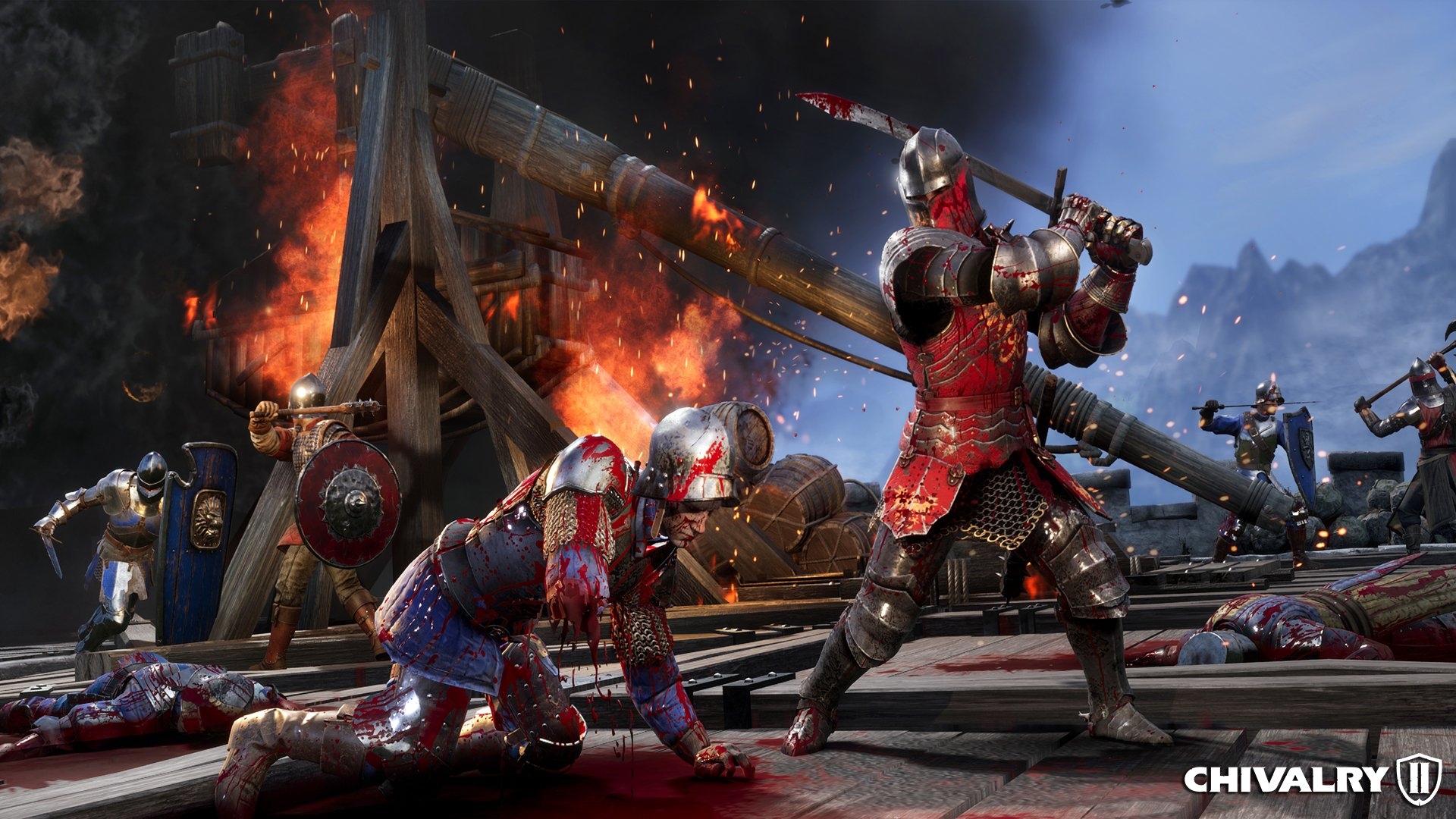 Chivalry 2 open beta crossplay times and dates