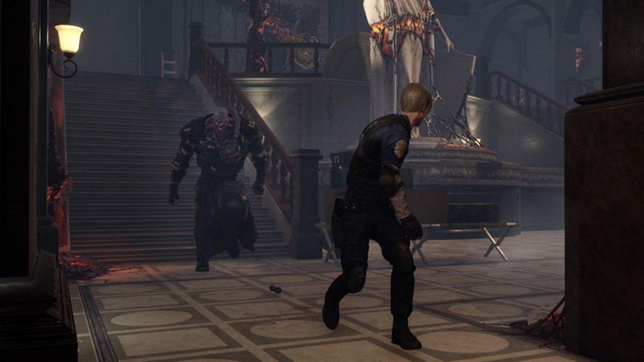 Dead By Daylight Leon perks Resident Evil