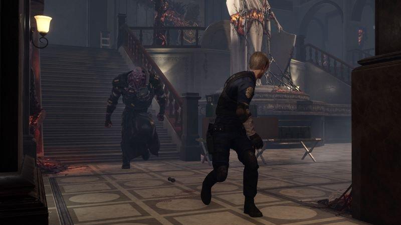 Dead By Daylight Resident Evil leon