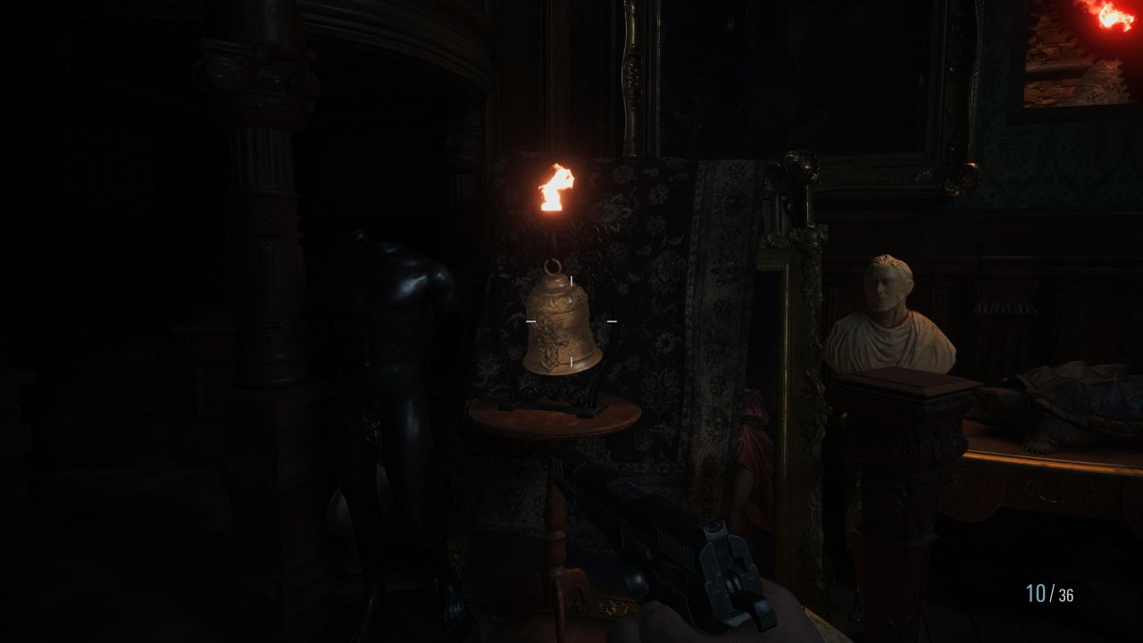 five bells puzzle solution resident evil village 1
