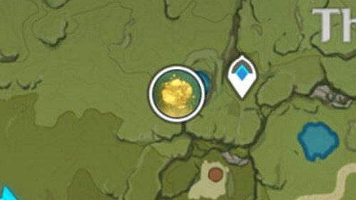 Genshin impact blossoms of wealth location