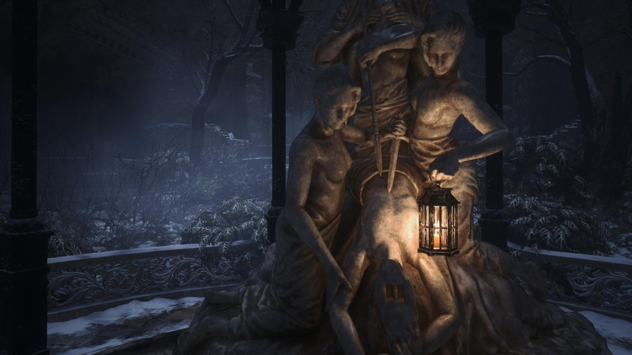 How to get the iron insignia key in Resident Evil Village