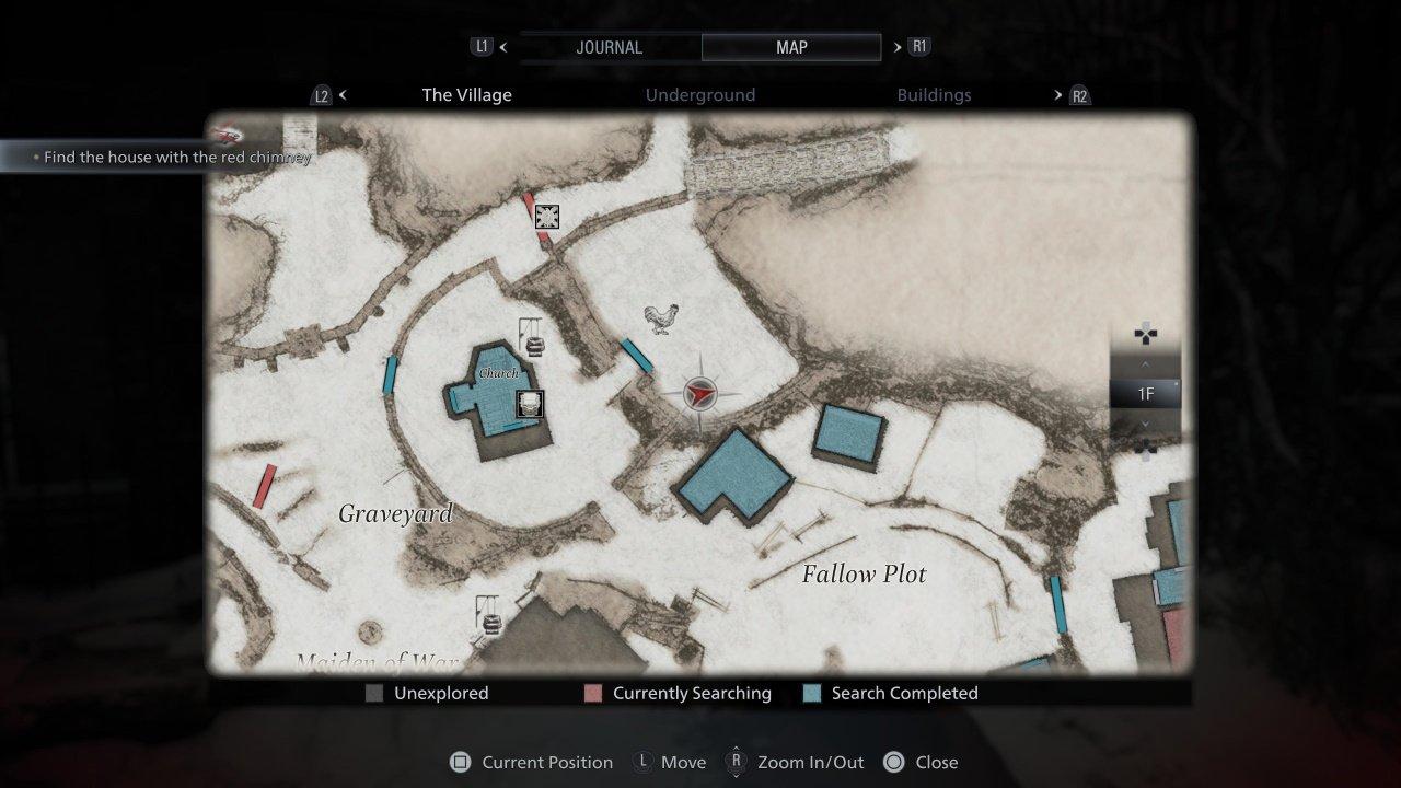 How to open the Graveyard locked door in Resident Evil Village
