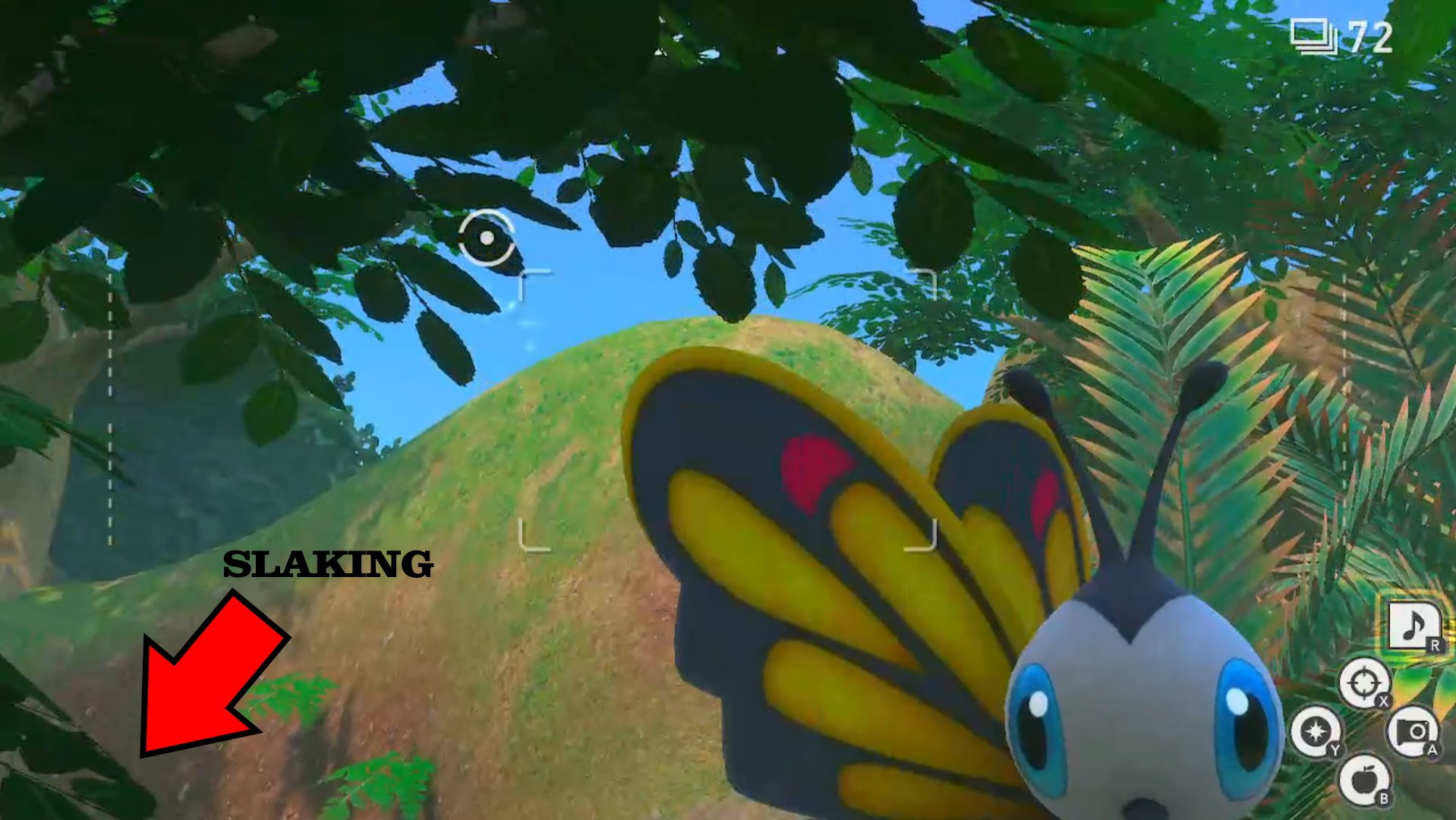 Jungle buddies request new pokemon snap guide
