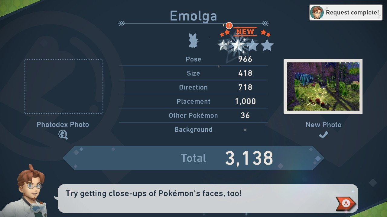 New Pokemon Snap shockingly well done request guide