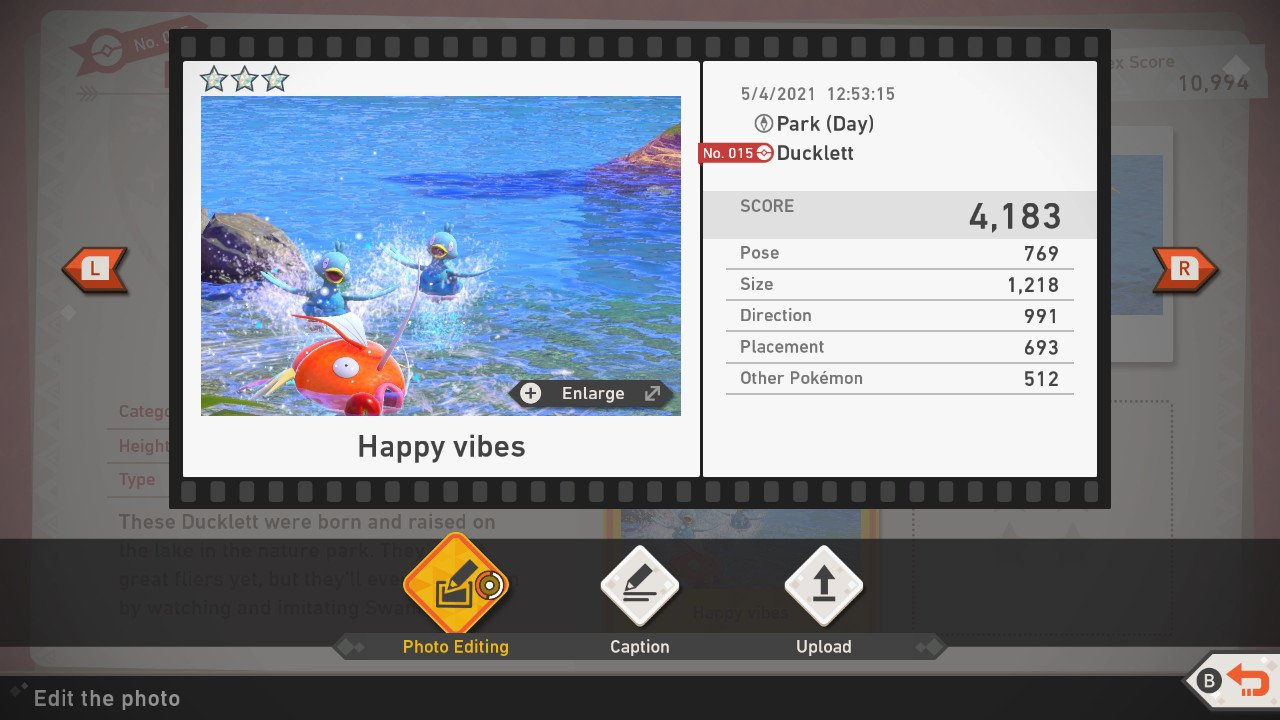 New Pokemon Snap tips and tricks