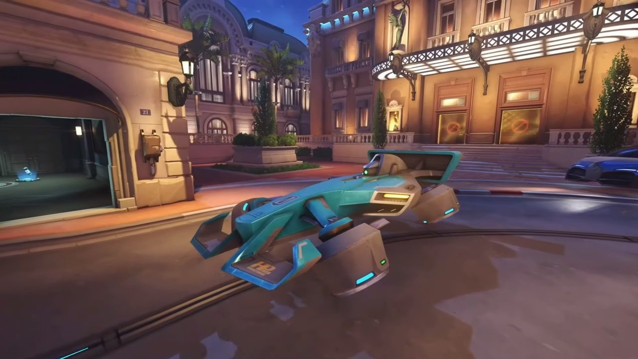 New maps in Overwatch 2 monte carlo