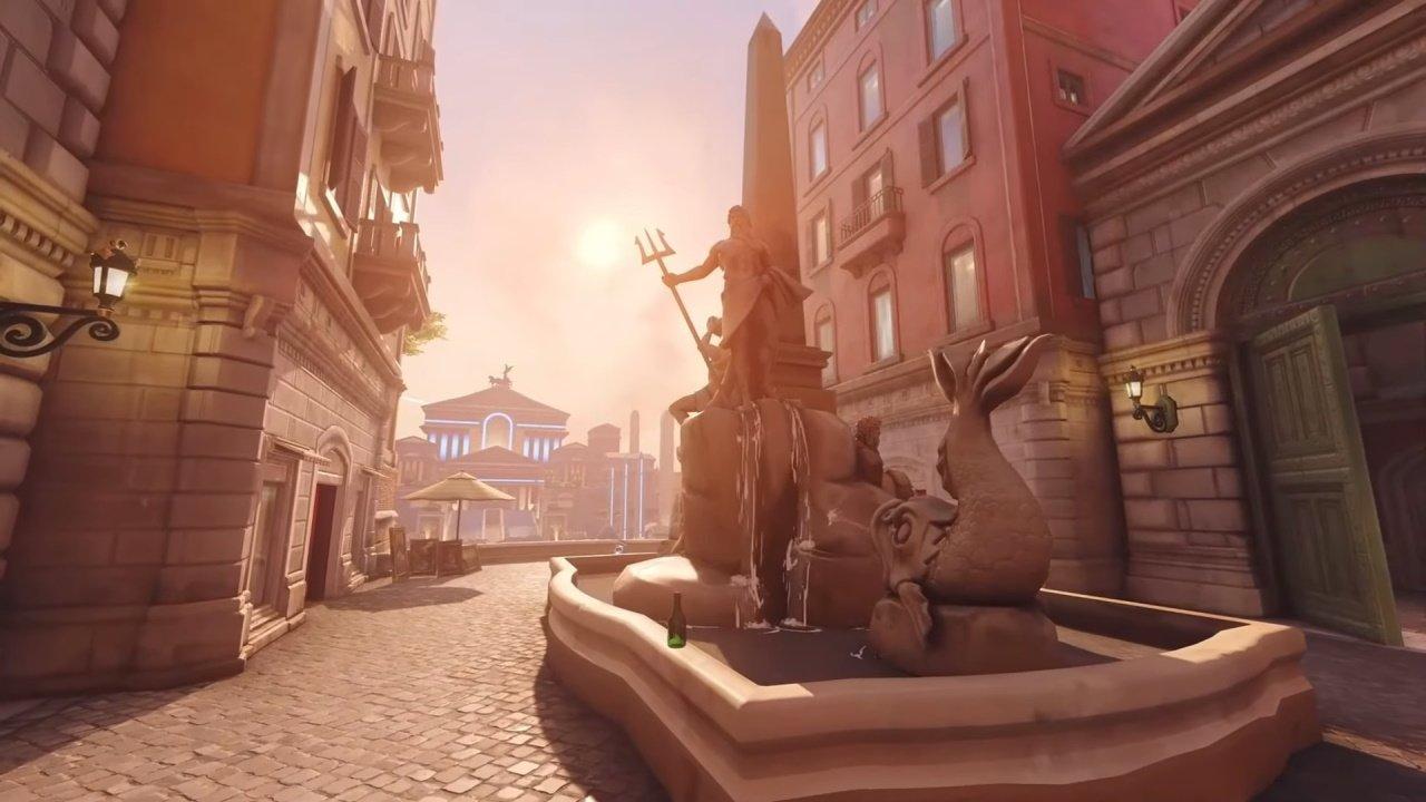 Overwatch 2 maps rome