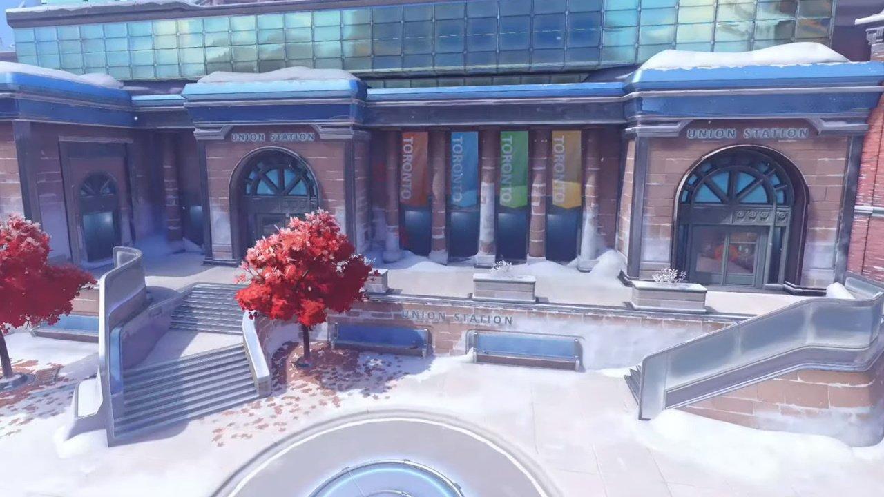 Overwatch 2 new maps toronto