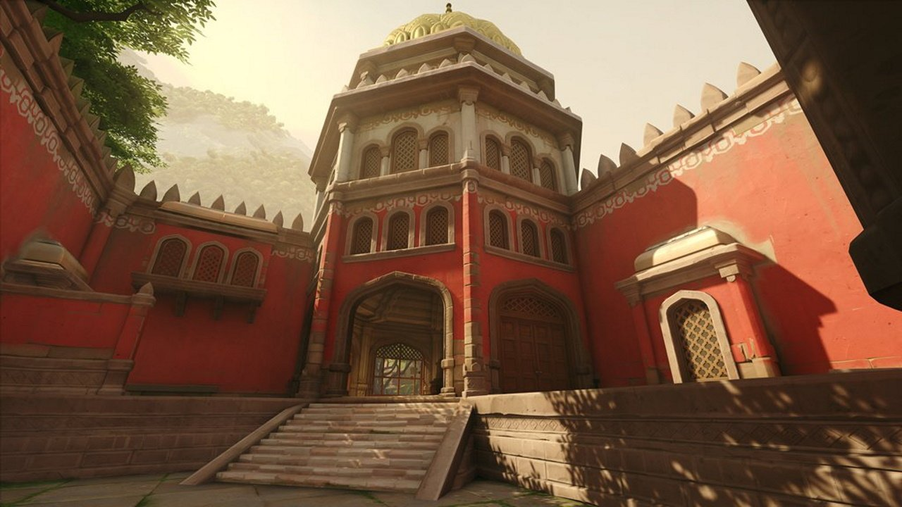 Overwatch 2 new maps india