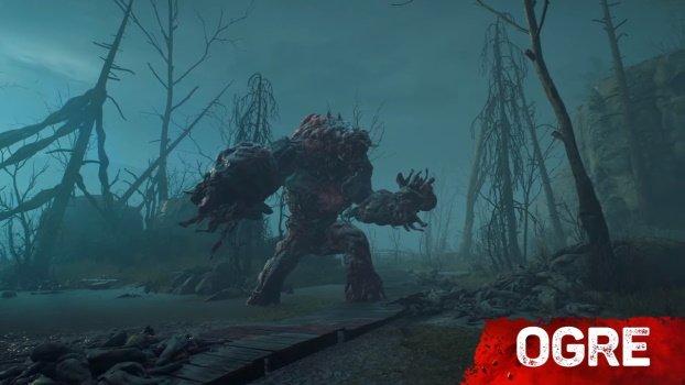 Special ridden types Back 4 Blood ogre