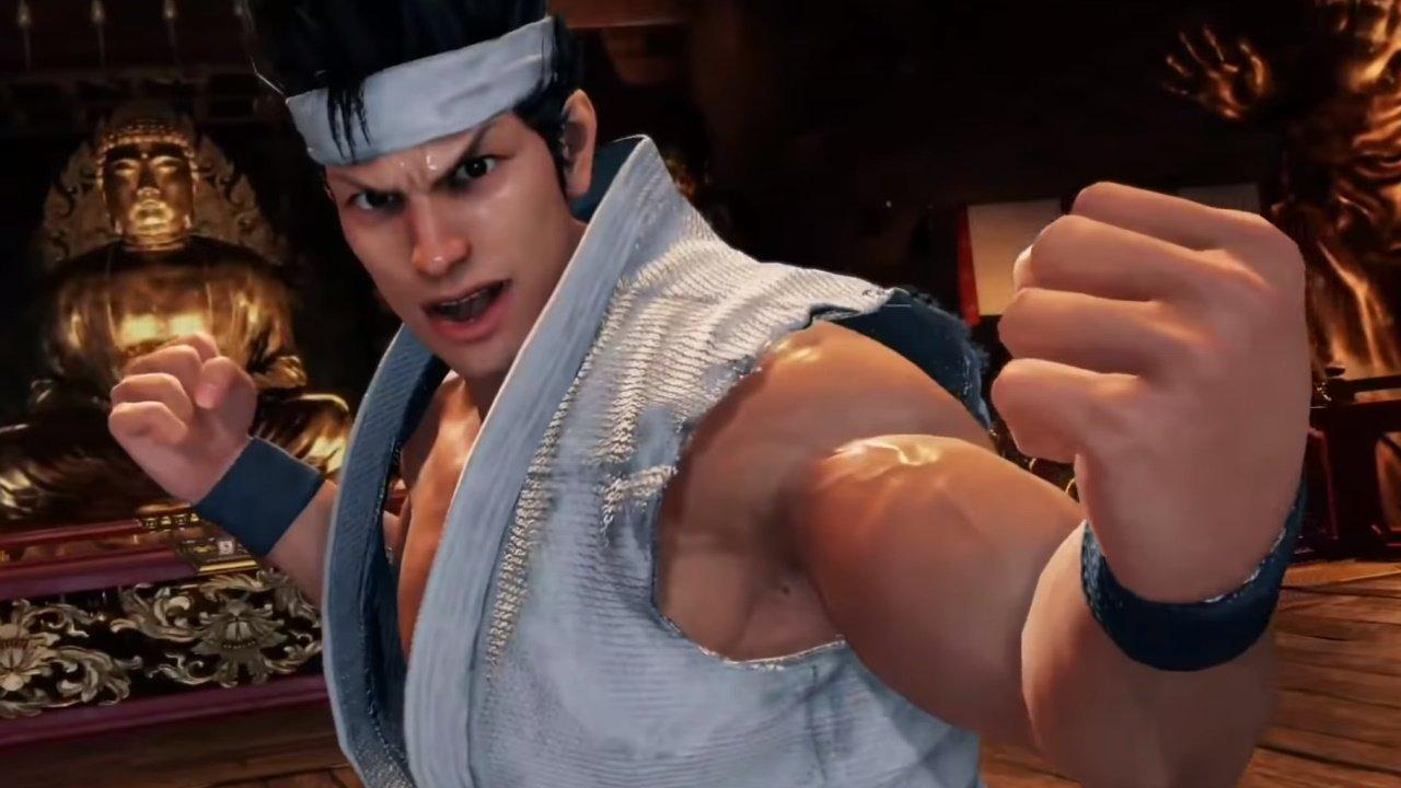 Virtua Fighter 5 ultimate showdown ps4 exclusive