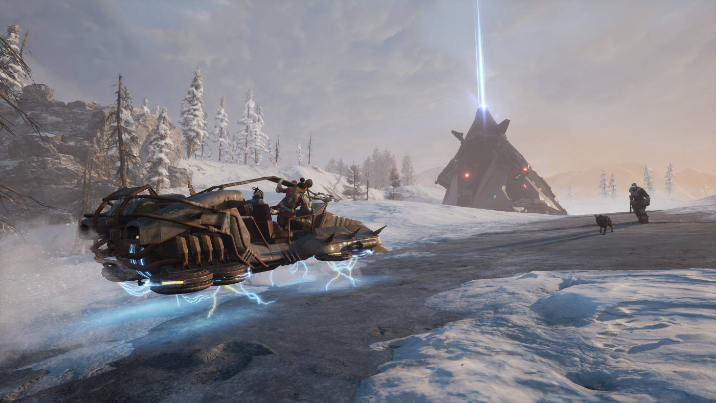 Where to download and play Scavengers