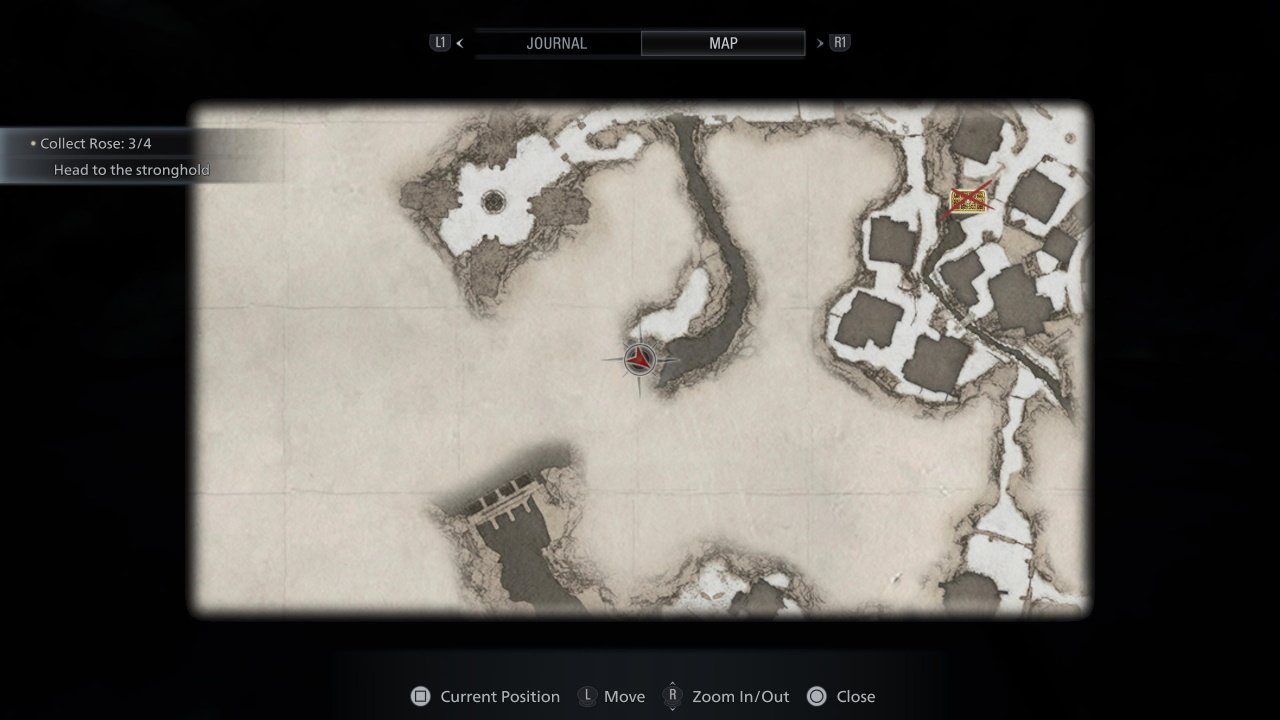 Where to find finest fish resident evil village - map location