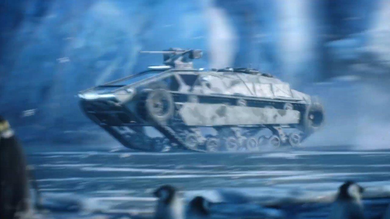 Battlefield 2042 trailer vehicles