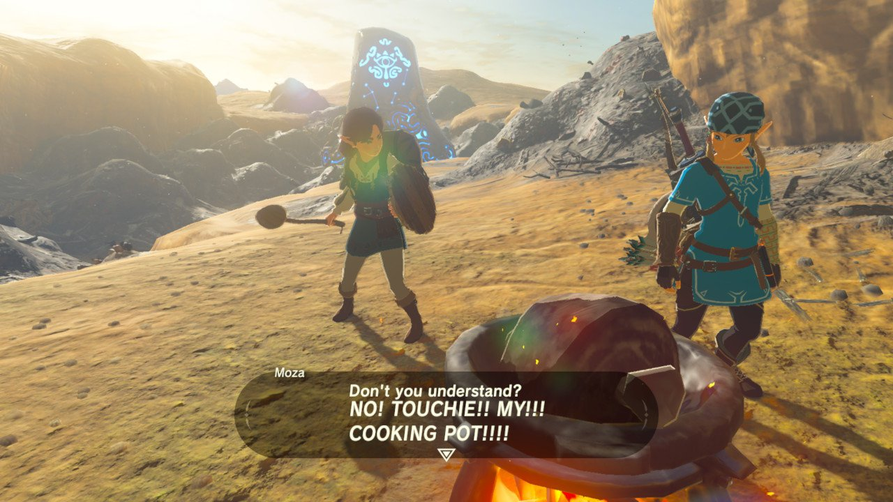 Breath of the Wild 2 changes that we need recipe book