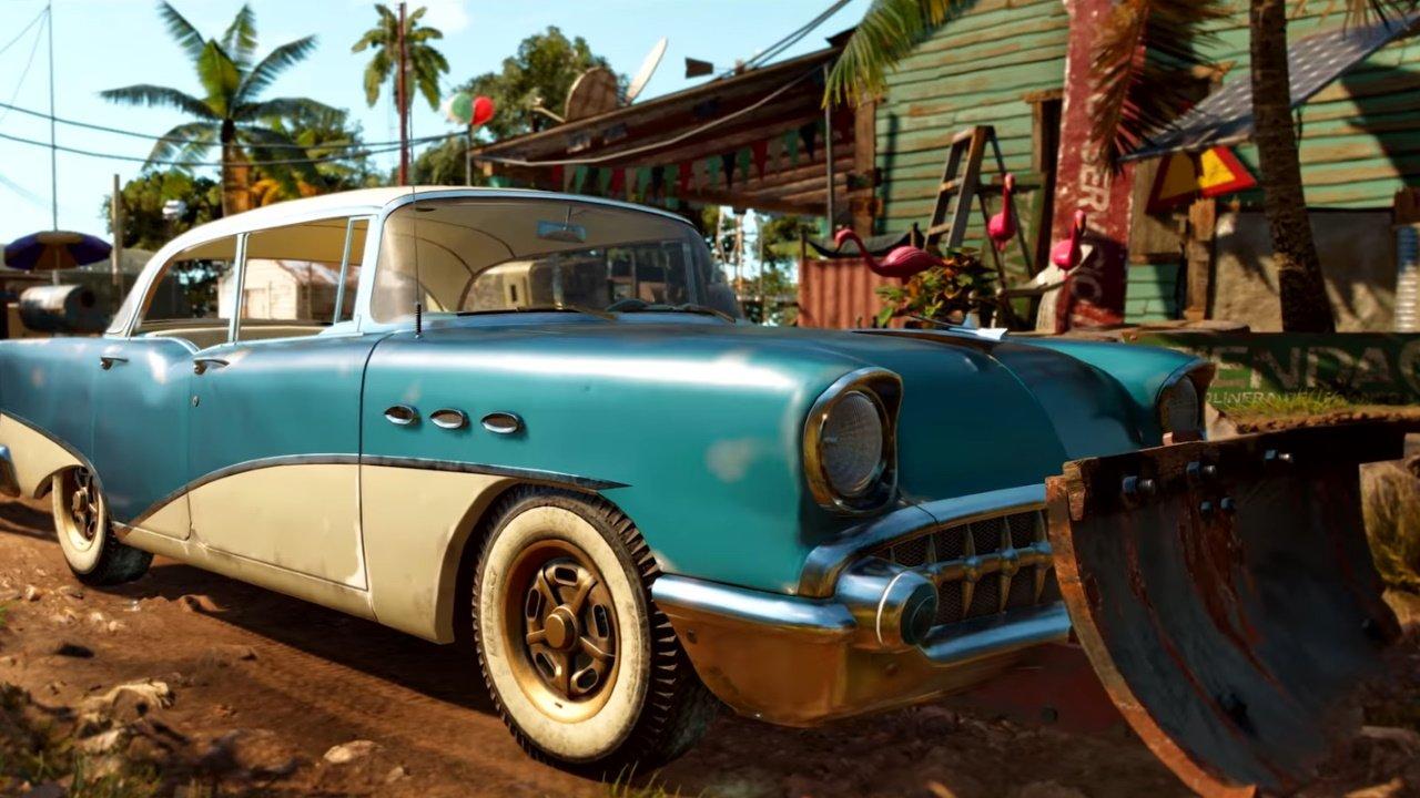 Far Cry 6 cars customization