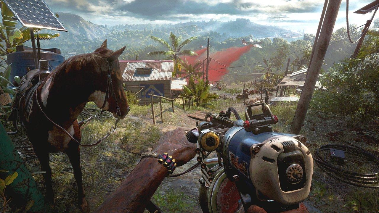Far Cry 6 horses animals