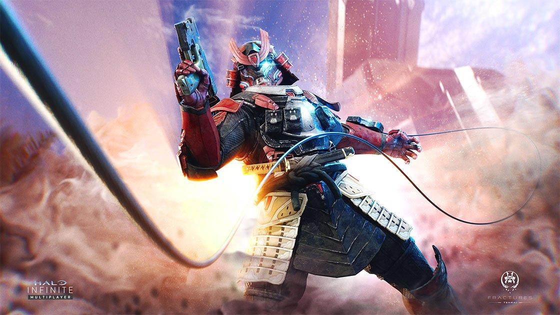 Halo Infinite multiplayer not like a job battle pass