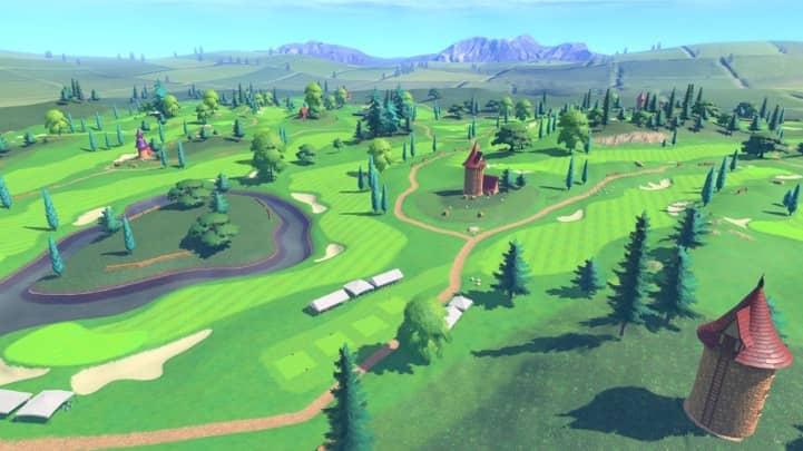 How to unlock all courses mario golf super rush