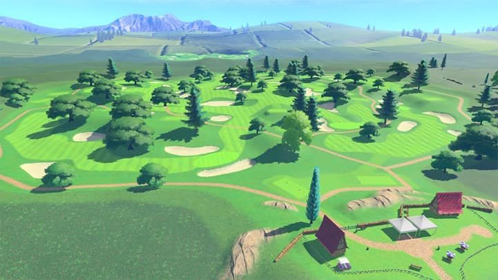 Mario Golf Super Rush courses list and how to unlock them