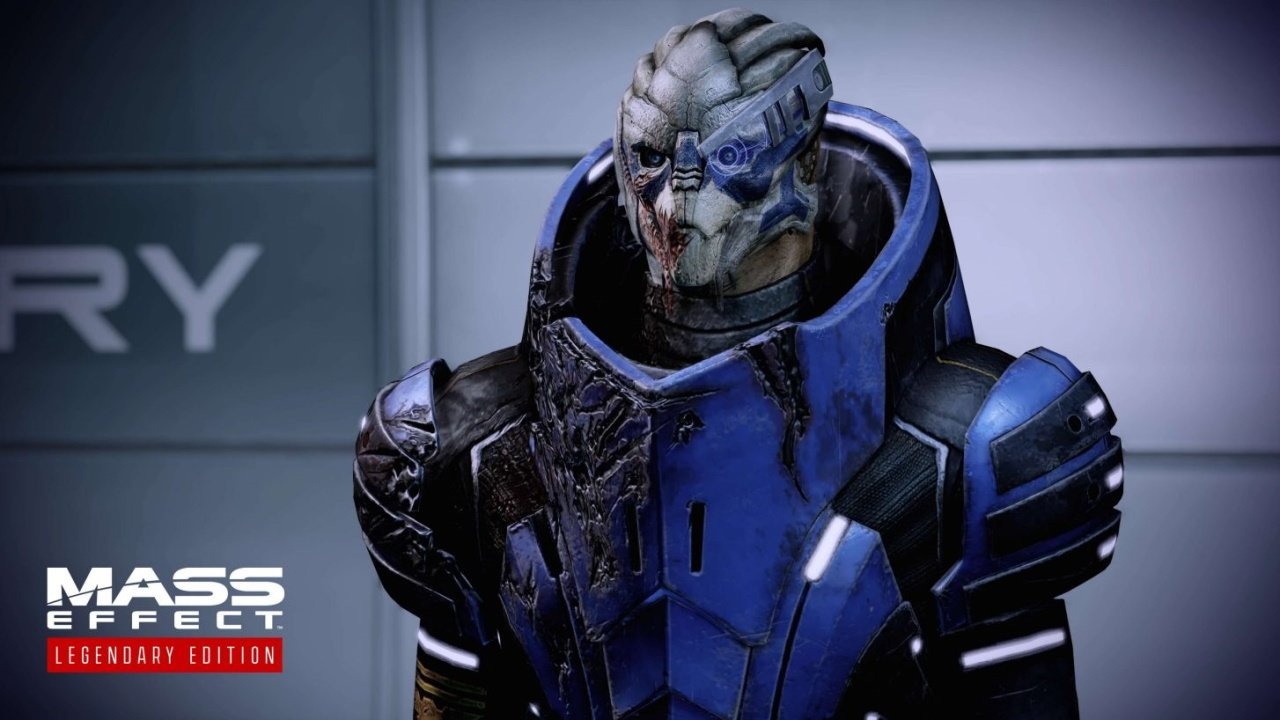 Mass Effect legendary edition patch notes