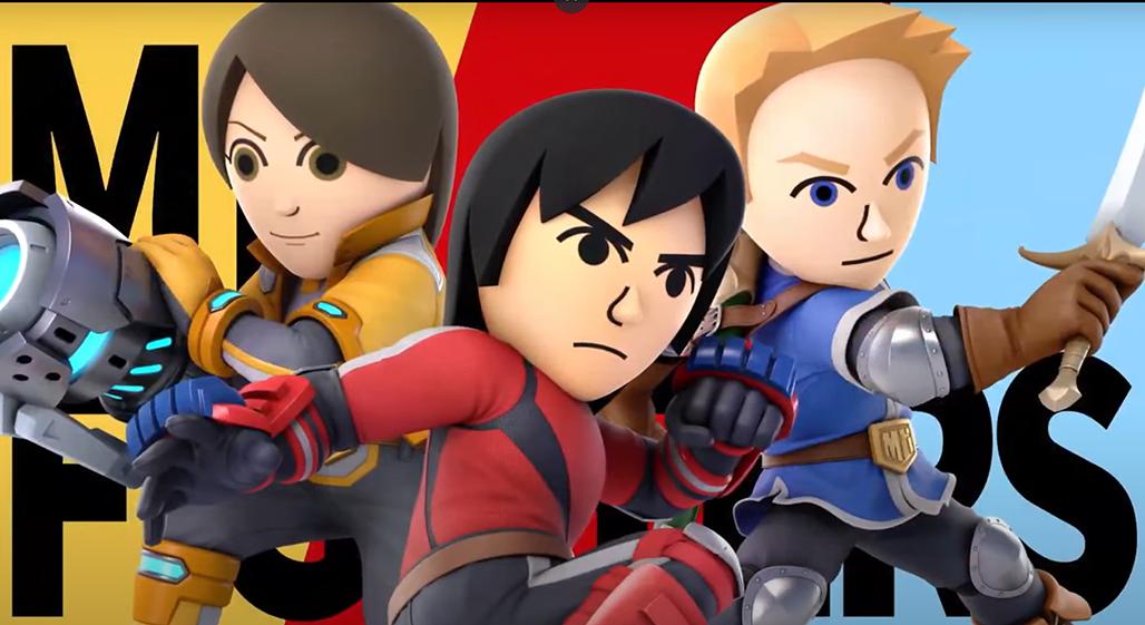 Nintendo Announces New Round 10 Mii Fighter Costumes Screenshot via Nintendo YouTube