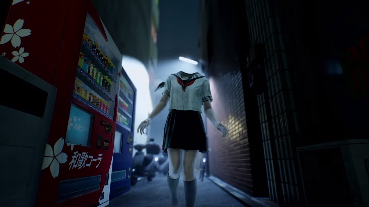 ps5 exclusives list ghostwire tokyo