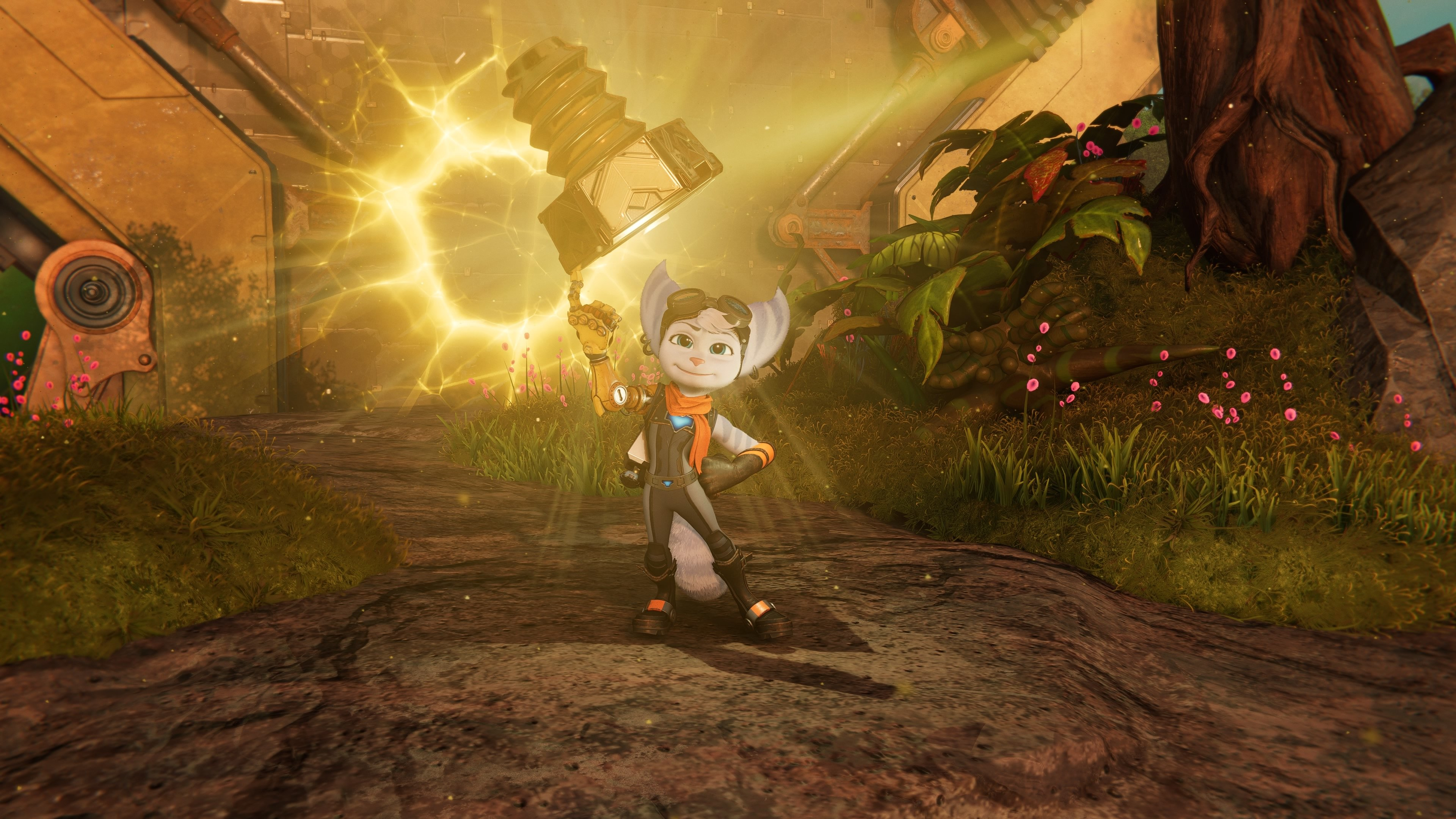 Ratchet and Clank: Rift Apart Sargasso Golden Bolt Guide