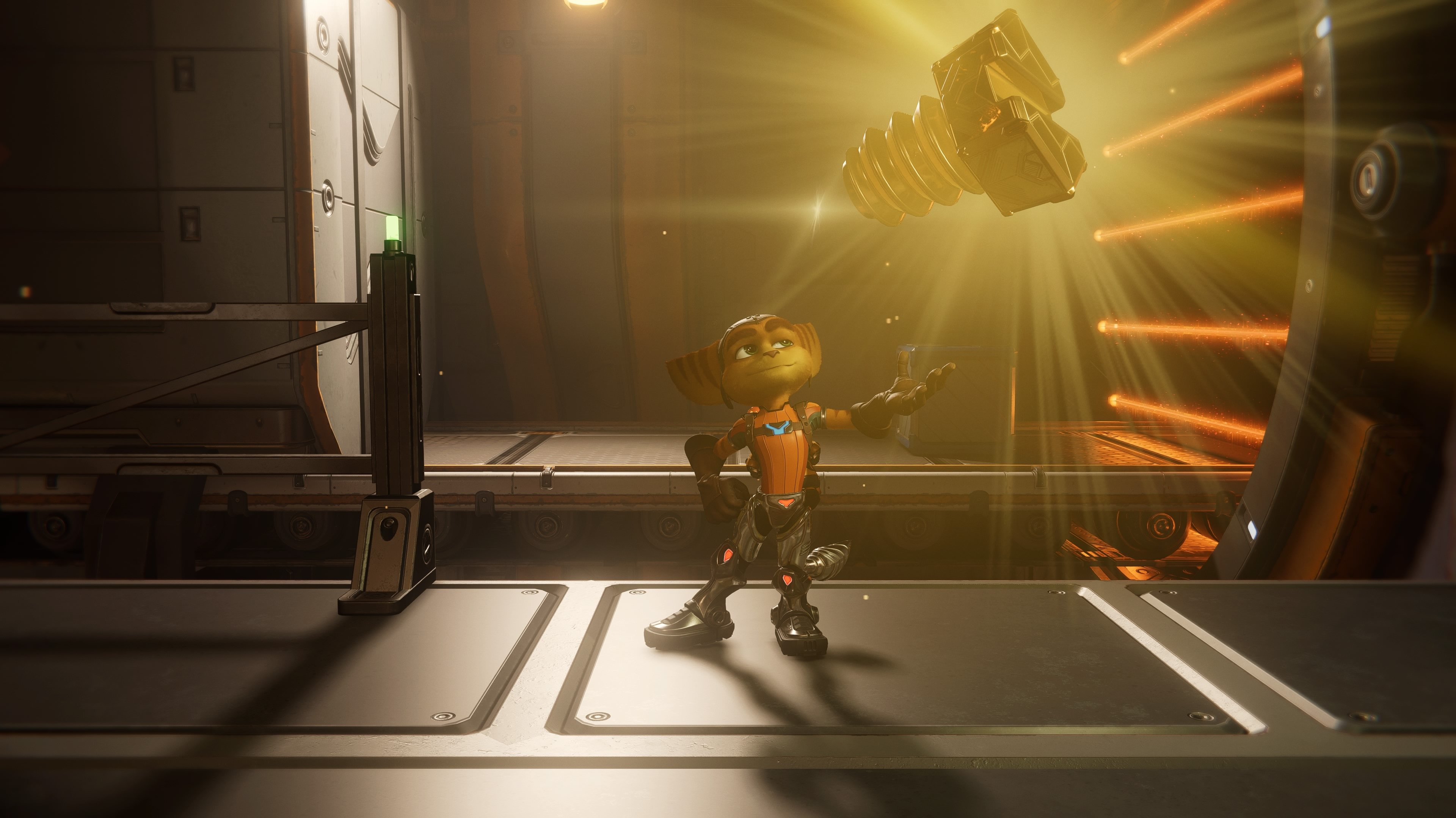 Ratchet and Clank: Rift Apart Corson V Golden Bolt Guide
