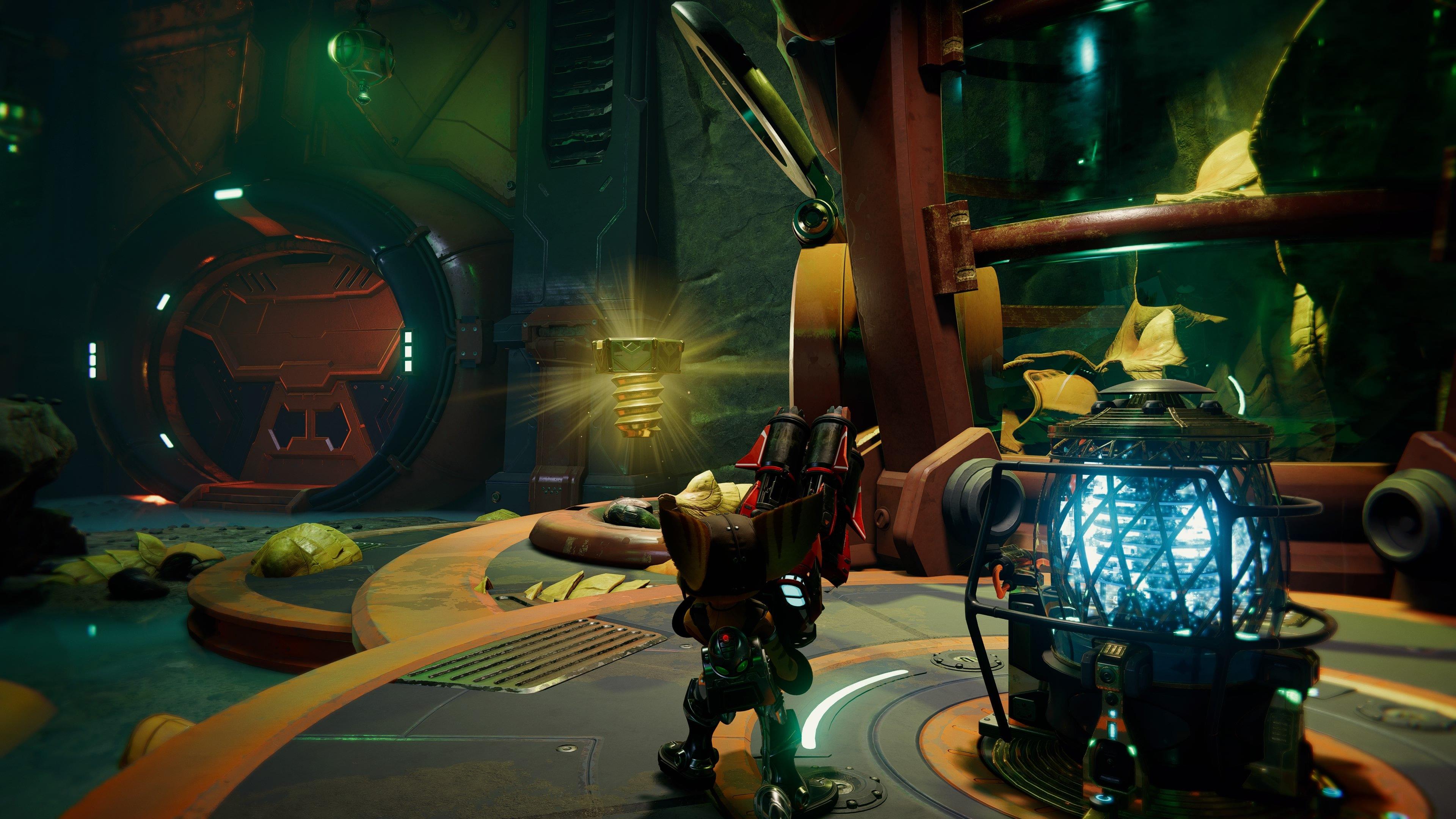 Ratchet and Clank: Rift Apart Ardolis Golden Bolt Guide