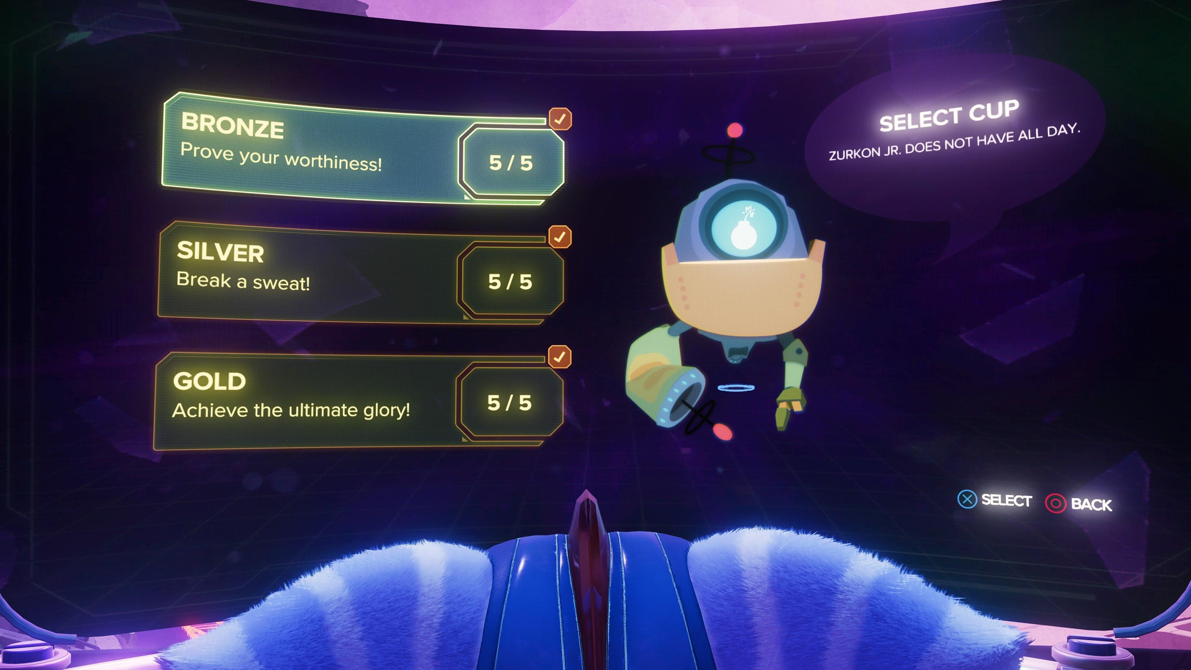 Ratchet and Clank: Rift Apart Scarsu Debris Field Golden Bolt Guide