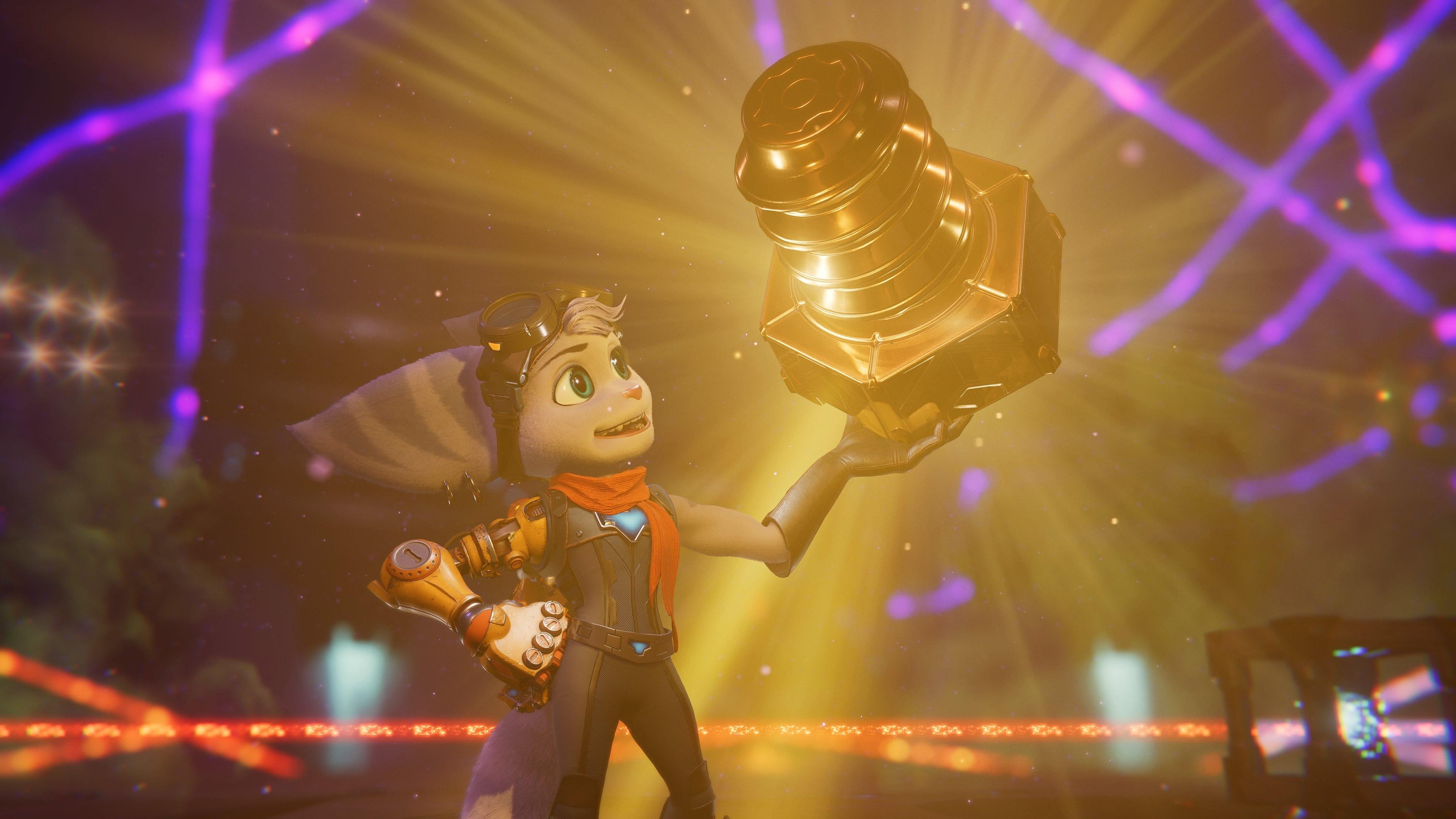 Ratchet and Clank: Rift Apart Viceron Golden Bolt Guide