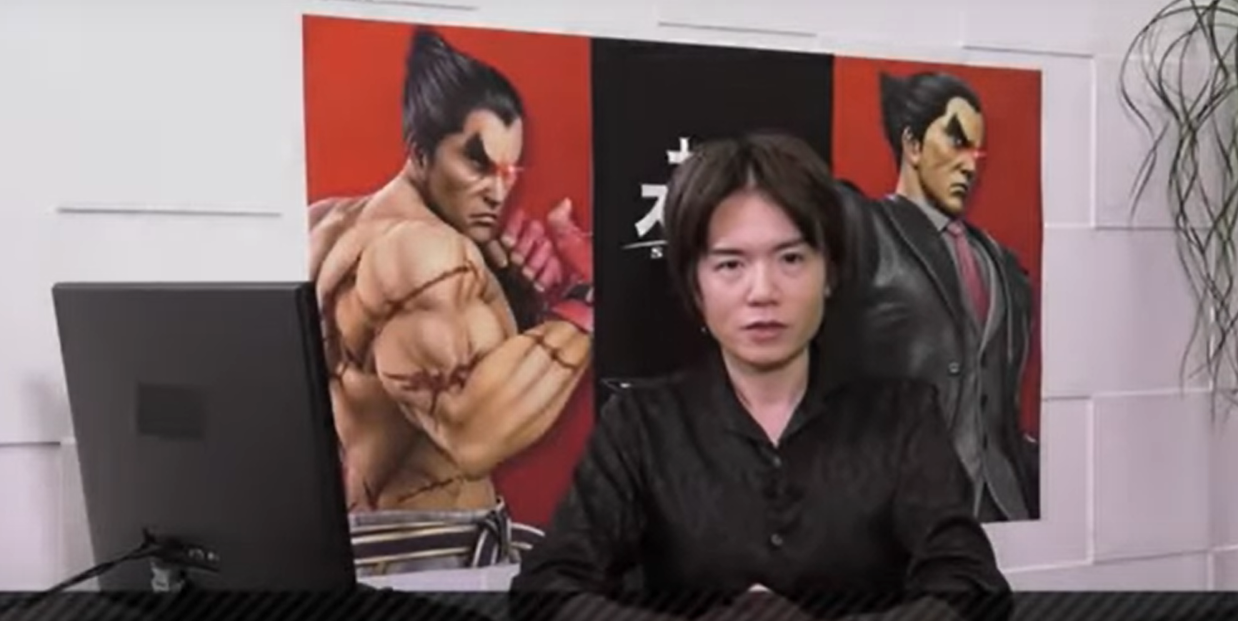 Nintendo Announces Release Date for Tekken DLC Fighter Kazuya Screenshot via Nintendo YouTube