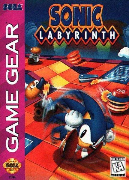 Sonic strangest spin offs sonic labyrinth
