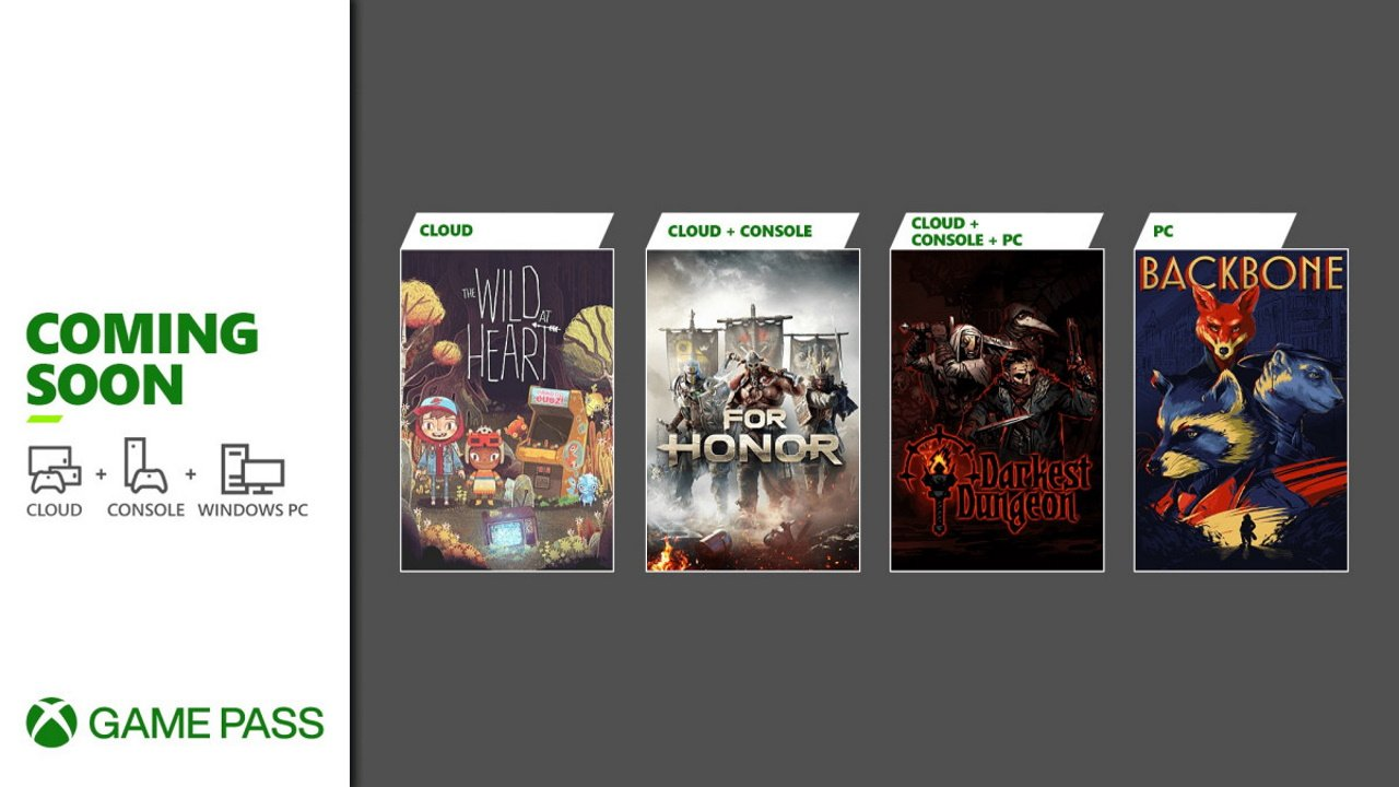 Xbox Game Pass June games For Honor