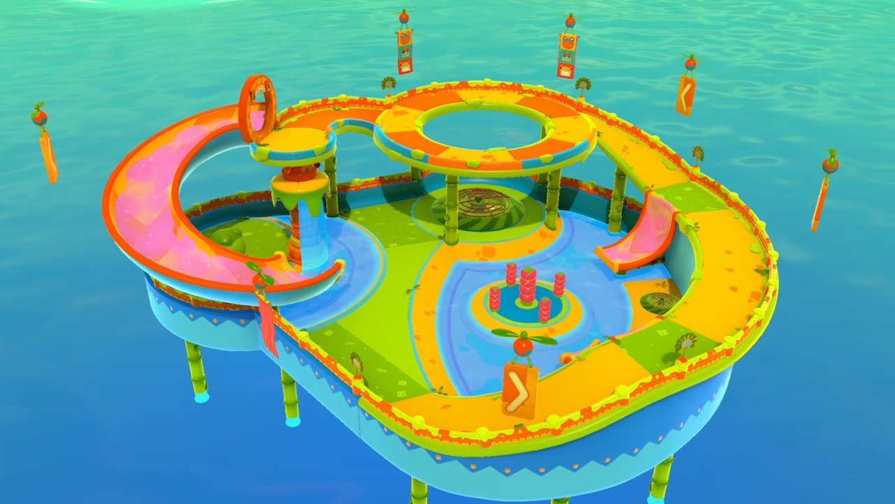 Fall Guys all levels maps minigames