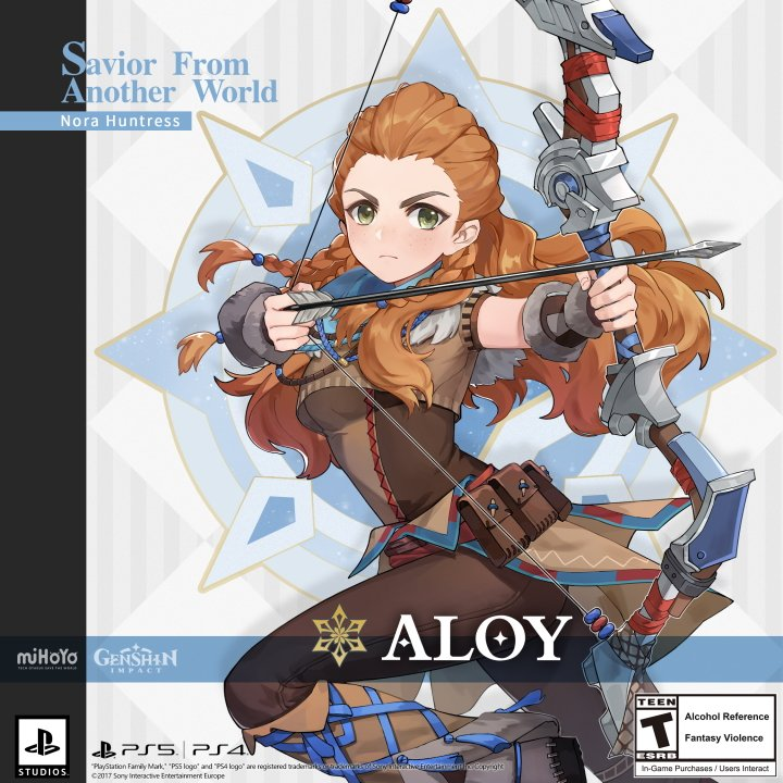 Genshin Impact aloy how to get