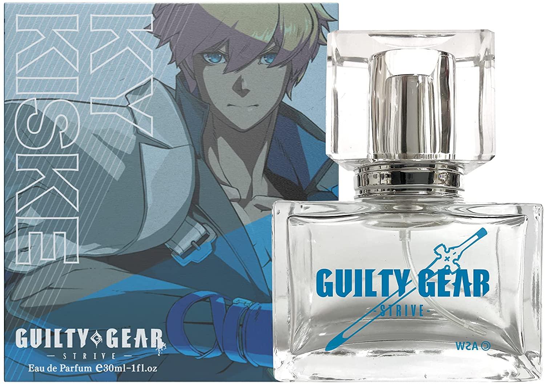 Guilty Gear Strive perfume Ky Kiske