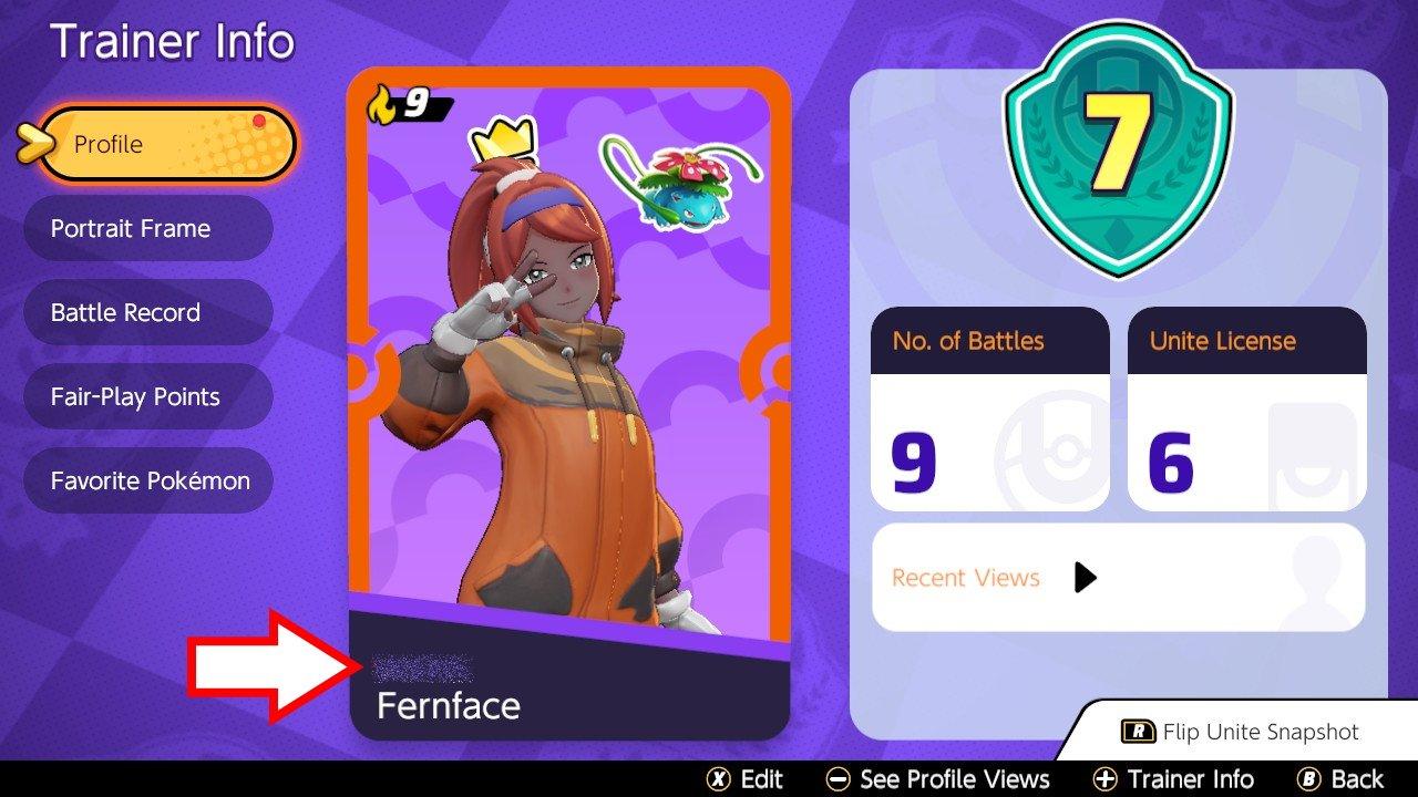 How to add friends trainer ID pokemon Unite
