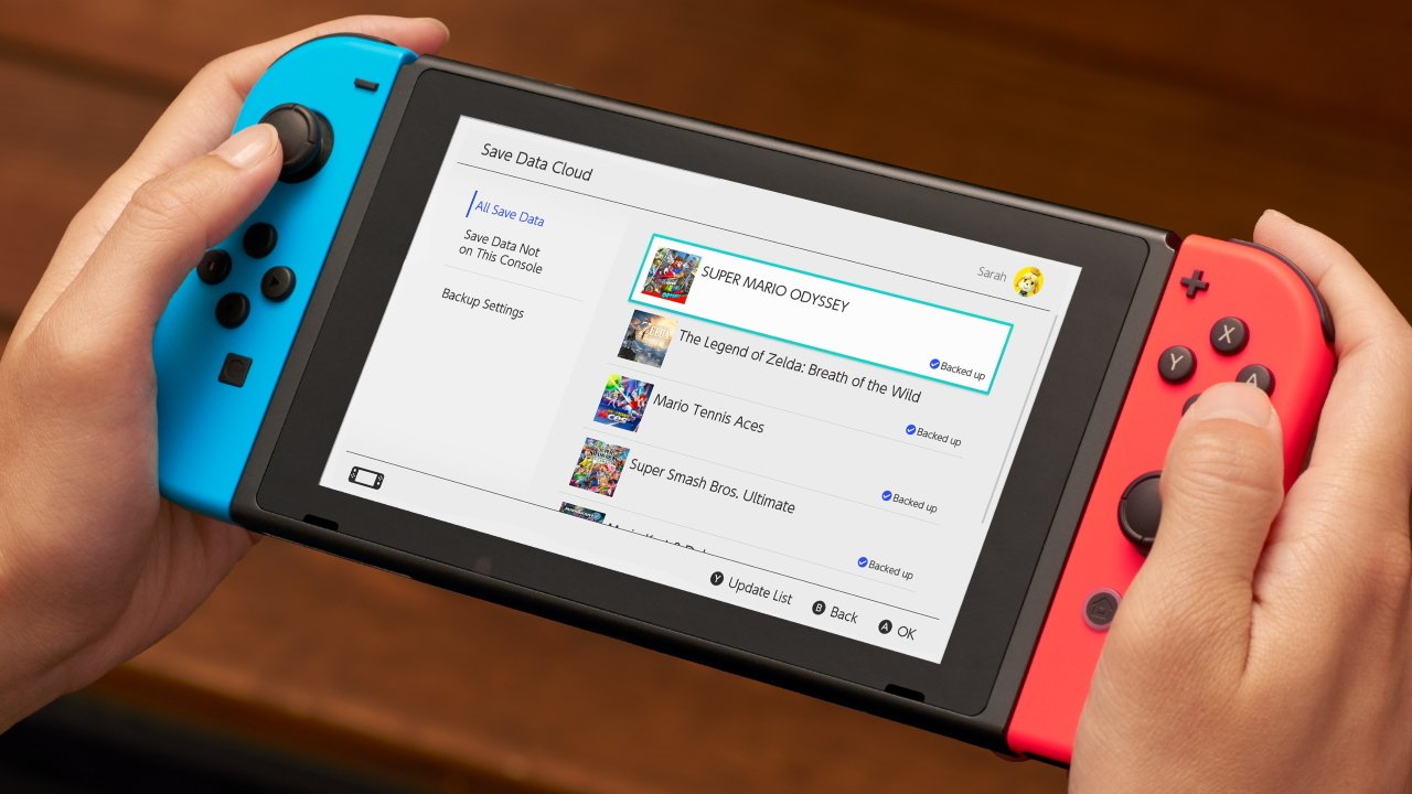 Nintendo switch system update patch notes 12.1.0