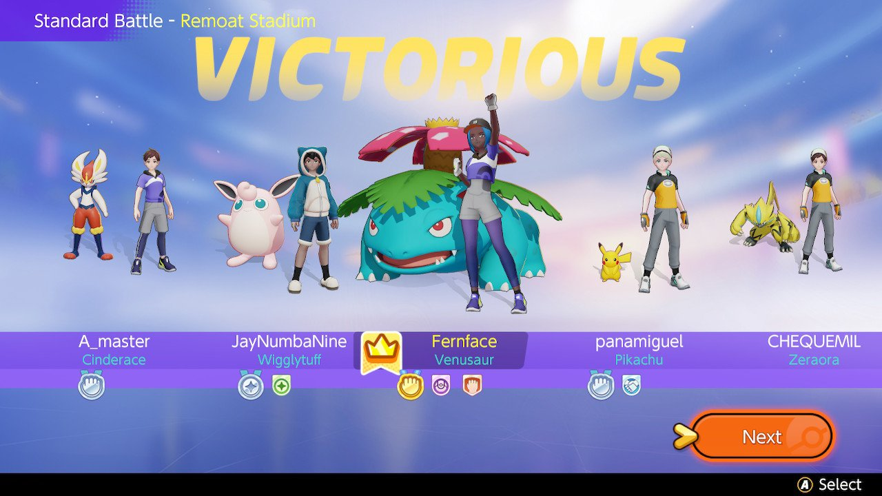 Pokemon Unite best venusaur builds