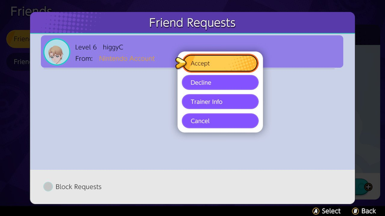 Pokemon Unite how to play with friends